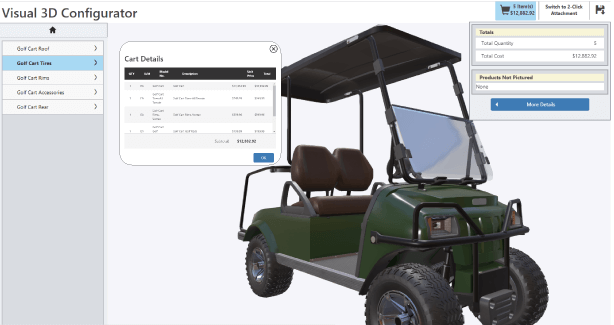 Specialty Vehicle Configurator Software by Axonom