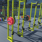 Fitness and Strength 3D Designer and Configurator