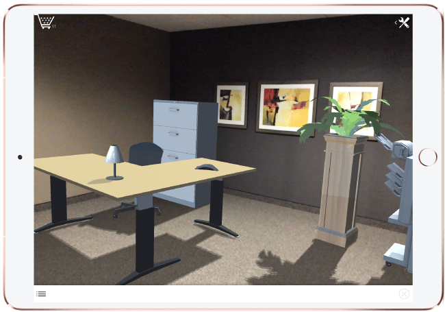 Augmented Reality Configurator - Powertrak CPQ