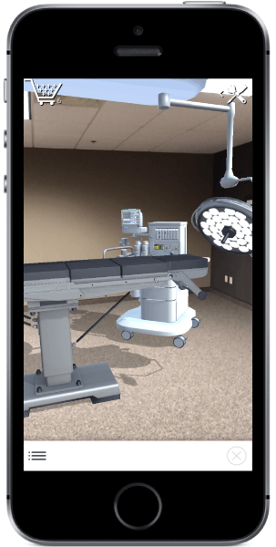 Augmented Reality with Quoting Feature - Powertrak AR