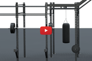 Workout Room Configuration with Powertrak 3D Product Configurator