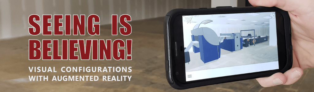 Visual Product Configurations with Augmented Reality