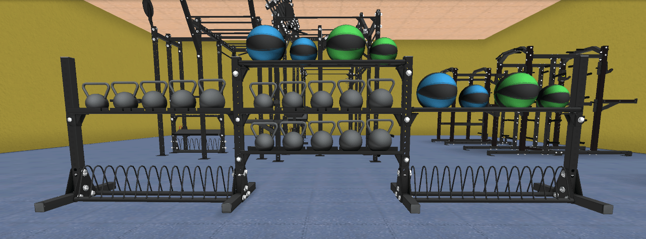 Strength and Equipment Designer by Powertrak 3D CPQ