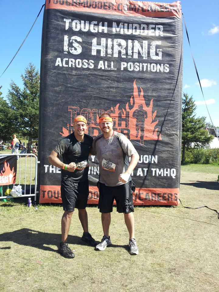 Axonom Employees Compete in Tough Mudder 2012