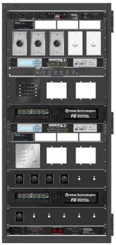 Rack and AV Configurator Builder