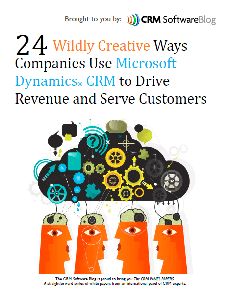 24 wildly creative ways companies use Microsoft Dynamics CRM to drive revenue and serve customers