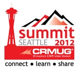 CRMUG Summit 2012 in Seattle