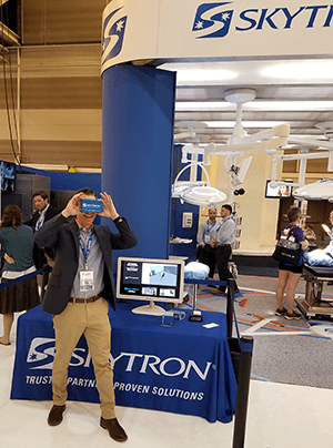 Companies Using Virtual Reality at Trade Shows