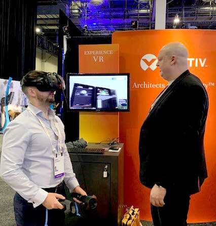 Customize and Experience Vertiv VR Racks in Virtual Reality