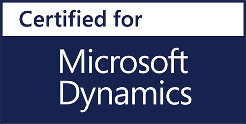 Powertrak is CfMD Certified by Microsoft