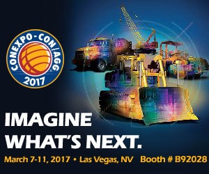 Virtual Reality and CPQ at CONEXPO-CON/AGG 2017