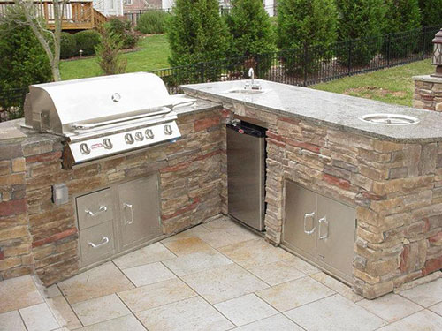 Design and buy outdoor kitchens with Powertrak 3D Product Configurator.