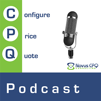Novus CPQ Podcast Series with Axonom